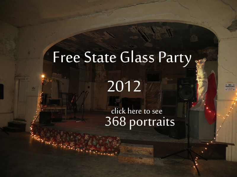 free state glass party